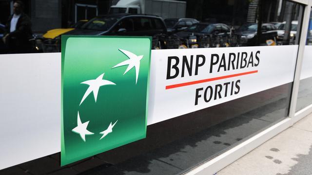 Belgische bank BNP Paribas Fortis sluit 267 vestigingen