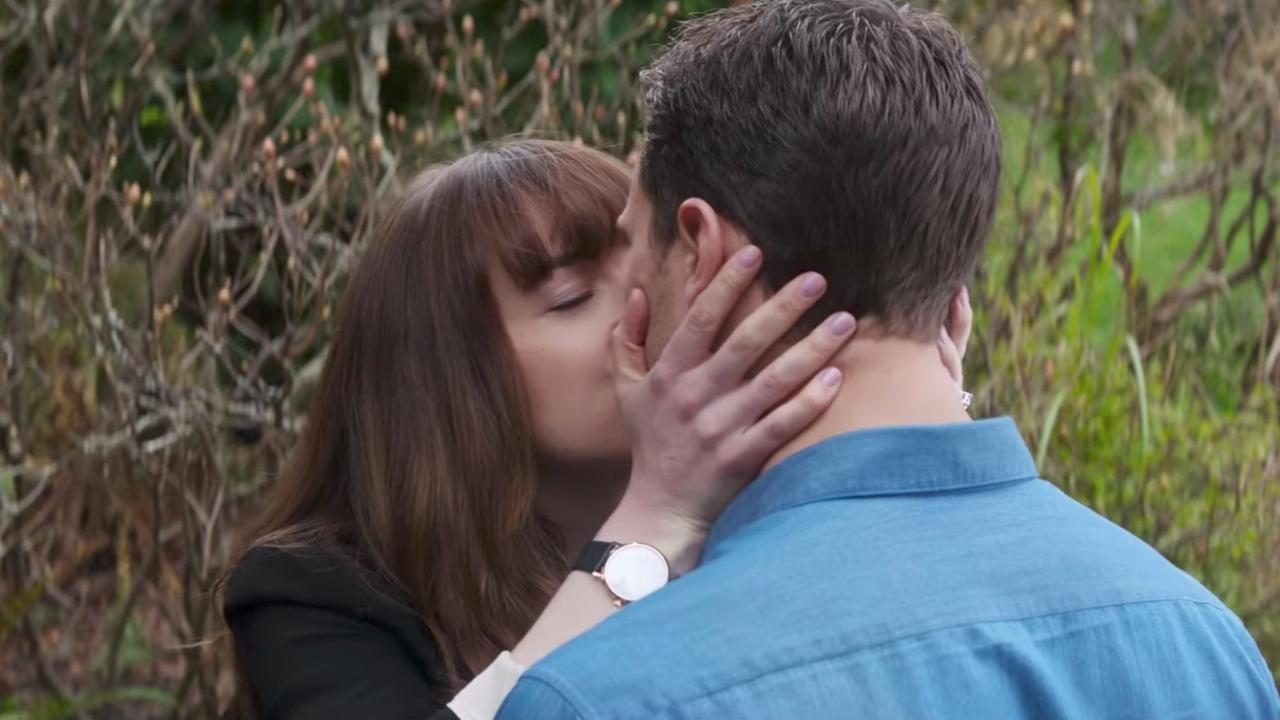 Anastasia en Christians luxe leven in nieuwe trailer Fifty Shades Freed
