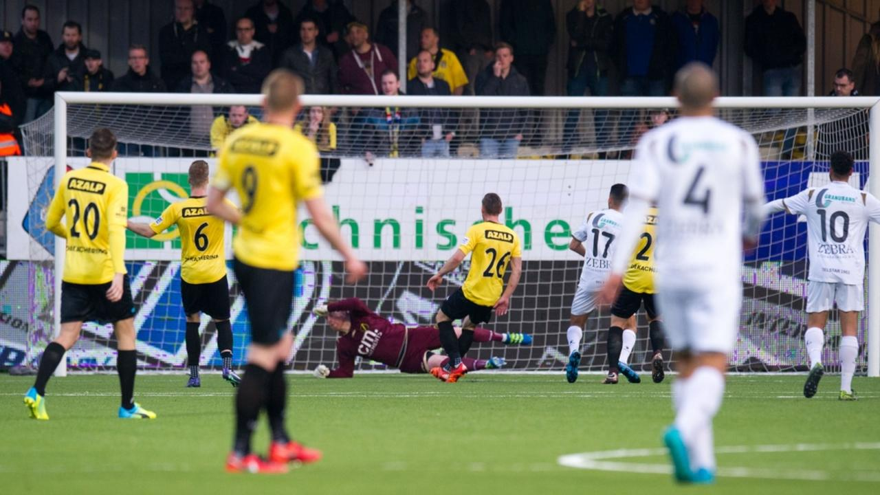 Bekijk de samenvatting van Telstar-NAC Breda