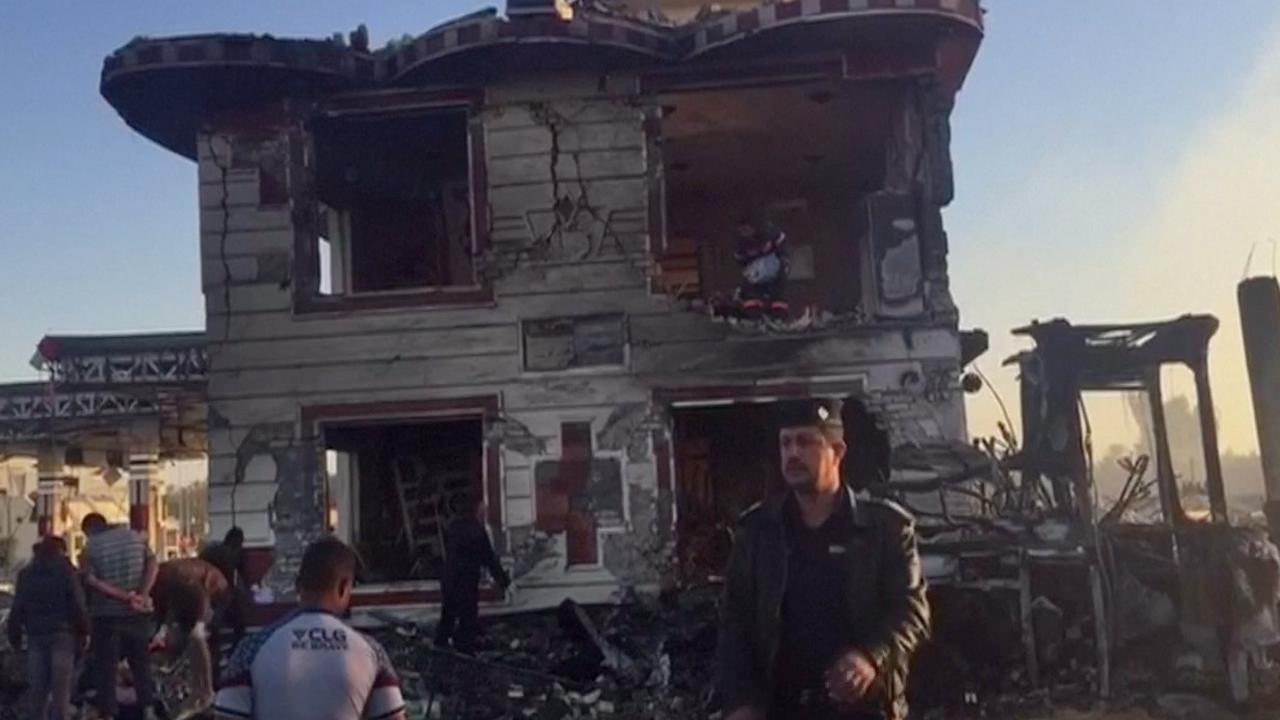 Honderd doden bij bomaanslag op benzinestation Irak