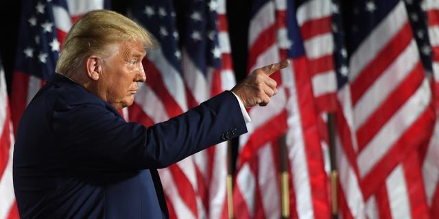 Republikeinse Partij staat niet meer als onwrikbaar blok achter Trump