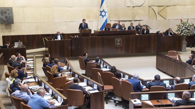 Parlement Israël akkoord met gedwongen voeding gevangenen in hongerstaking