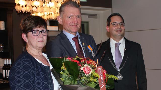 Ridder Jan Prop compleet verrast met hoge onderscheiding
