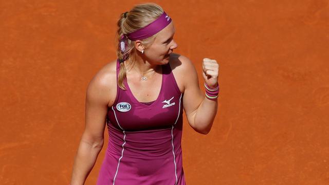 Kiki Bertens op Roland Garros: 'Als alles meezit kan ze het toernooi winnen'
