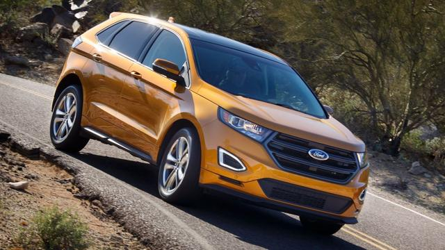 Ford Edge komt in maart of april 2016