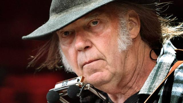 Kaartverkoop voor concert Neil Young in Ziggo Dome start vrijdag