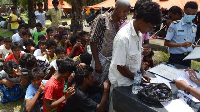Australië stuurt asielzoekers naar Cambodja