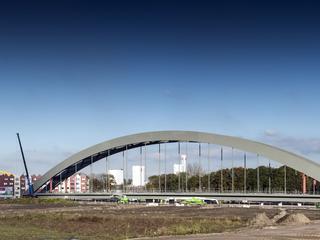 Nieuw brug is sluitstuk reeks veranderingen spoornetwerk rond Utrecht