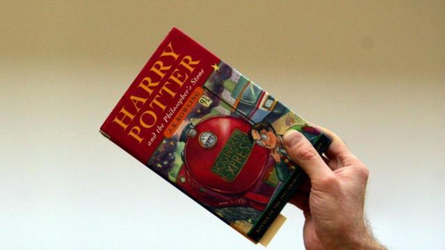 Superduur Harry Potter-boek verkocht