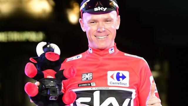 Vuelta-winnaar Froome passeert Dumoulin in WorldTour-stand