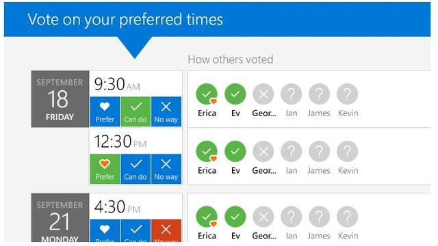 microsoft brengt datumprikker naar outlook   nu - het laatste nieuws