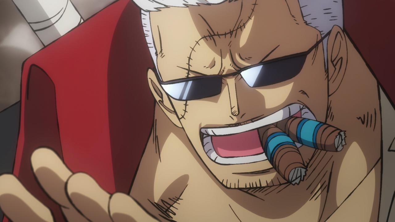 Bekijk hier de trailer van One Piece: Stampede