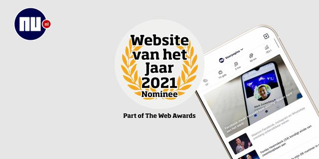 Stem op NU.nl als nieuwssite van het jaar 2021