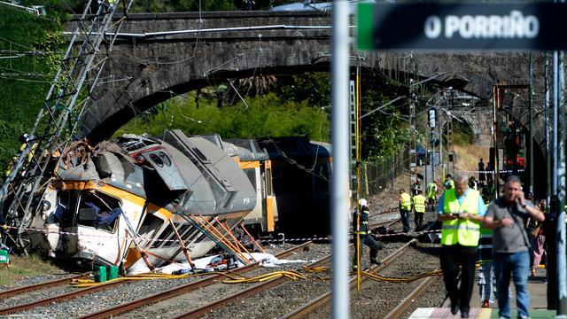 Zeker vier doden na ontsporing trein Spanje