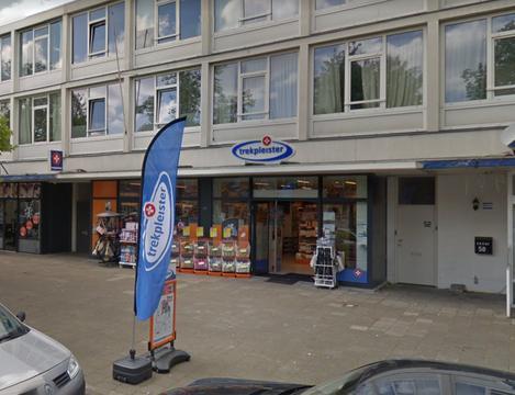 Geen gewonden bij overval Trekpleister in Eindhoven