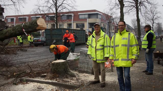 Dankzij inzet bewoners van Bredaseweg-Zuid wordt hun straat een stuk veiliger