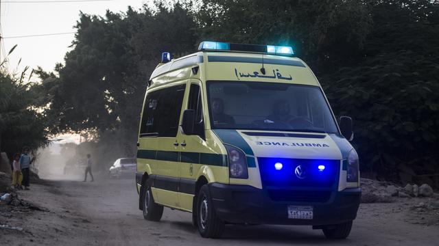 Zeker 22 doden bij botsing bussen in Egypte