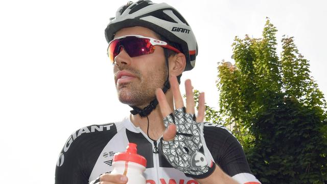 Dumoulin start na Giro d'Italia ook in Tour de France