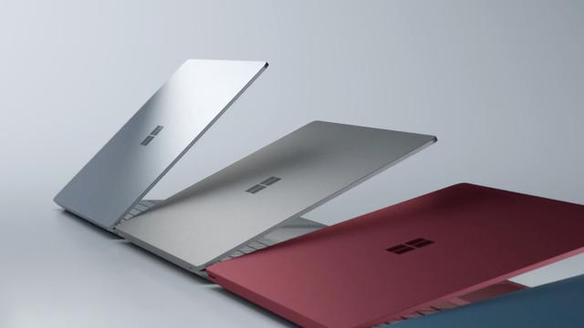 Microsoft presenteert MacBook-rivaal Surface Laptop