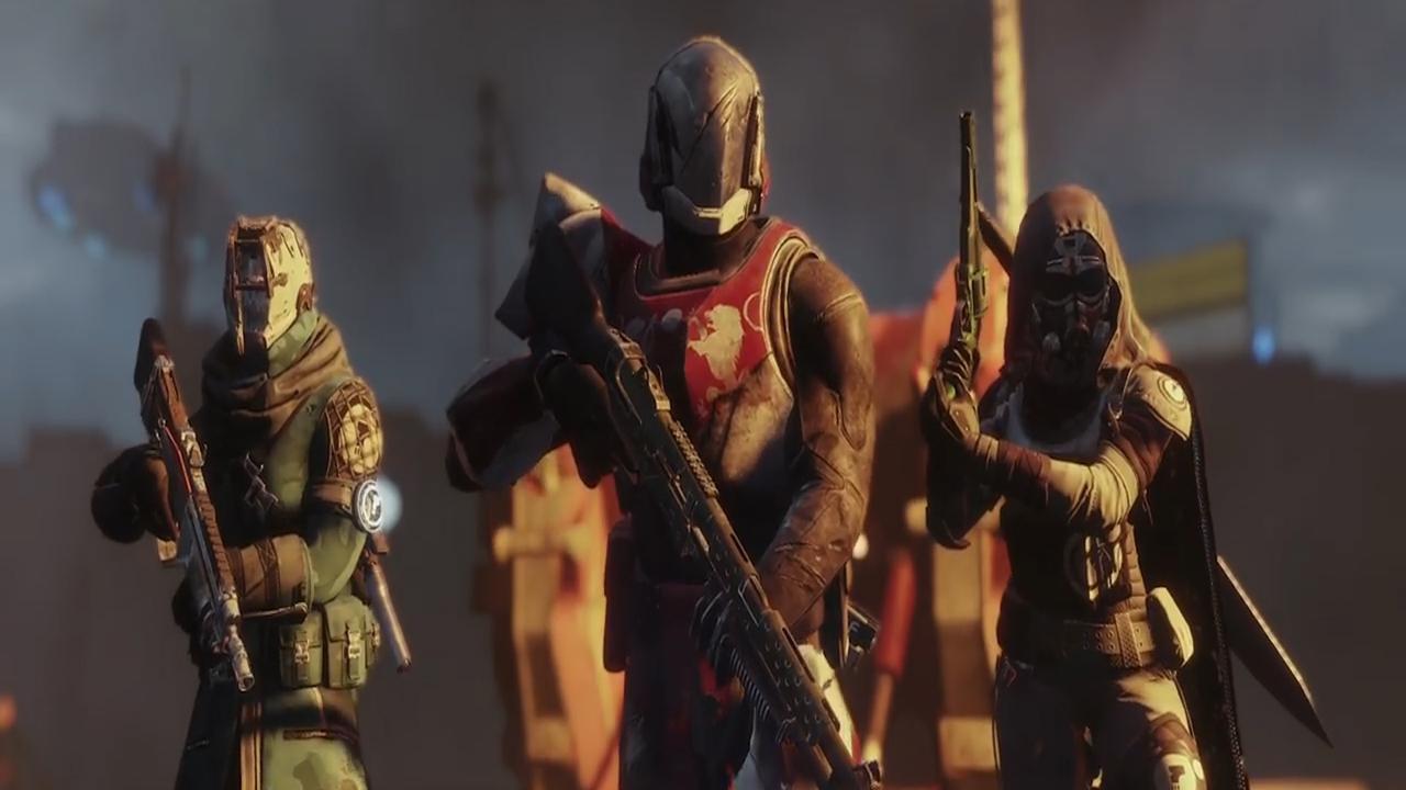 Destiny 2 verschenen voor spelcomputers