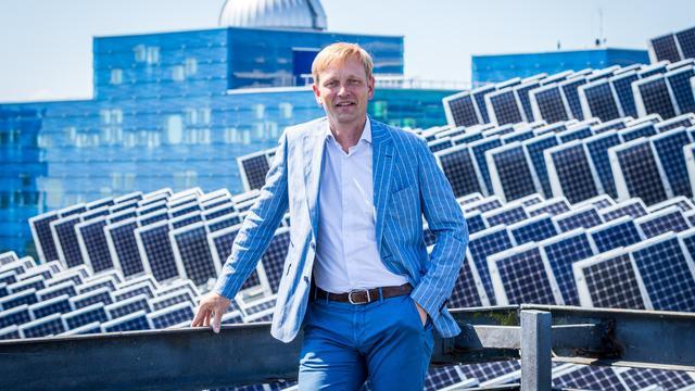 Sieger Dijkstra voorgedragen als nieuwe voorzitter van VNO-NCW Noord