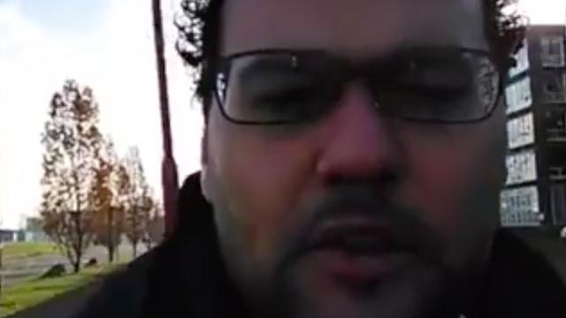 Journalist wordt aangevallen bij anti-Zwarte Piet-demonstratie