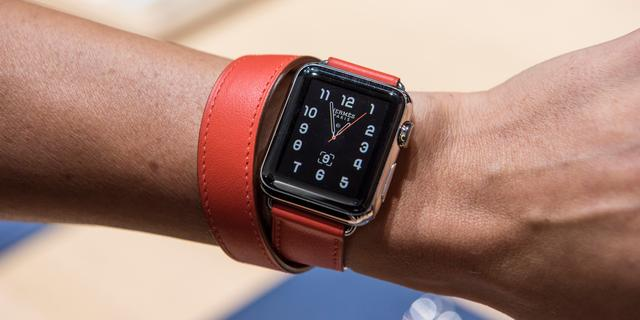 'Brits kabinet verbiedt Apple Watch tijdens vergaderingen'