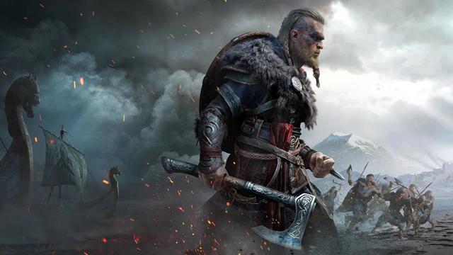 Assassin's Creed Valhalla voor onder meer Xbox Series X en PS5 aangekondigd