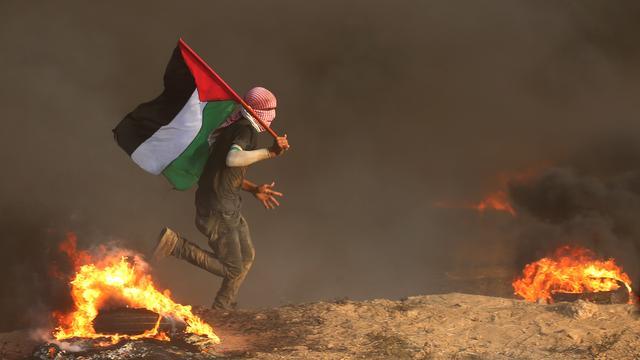 Zeker zes doden en bijna driehonderd gewonden bij protesten Gazastrook