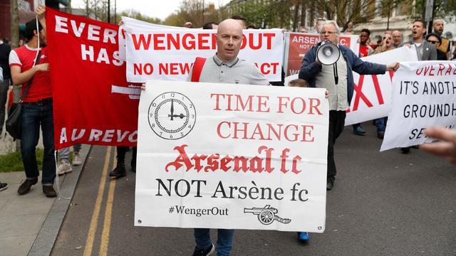 Belangrijke aandeelhouder Arsenal spreekt steun uit voor Wenger