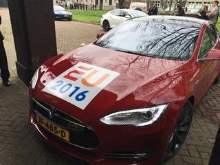 Wetsvoorstel voor tests met auto's zonder chauffeur