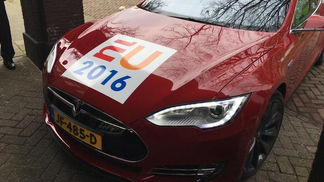 Europese landen werken samen aan regels voor zelfrijdende auto's