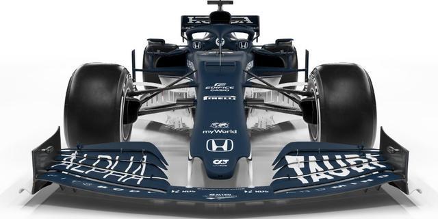 Zo zien de Formule 1-auto's van 2021 eruit