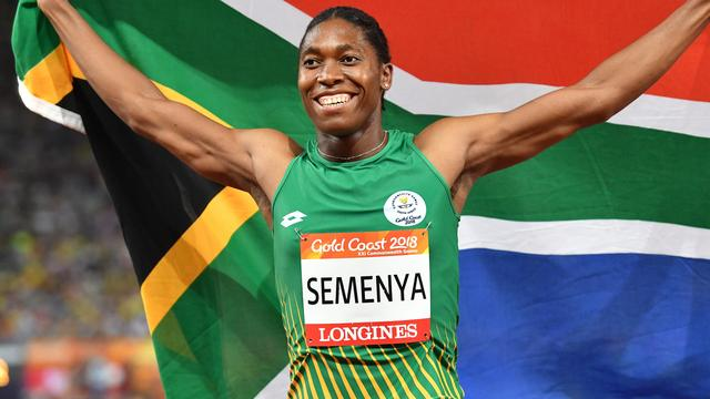 Atlete Semenya moet medicatie nemen om bij vrouwen actief te mogen blijven