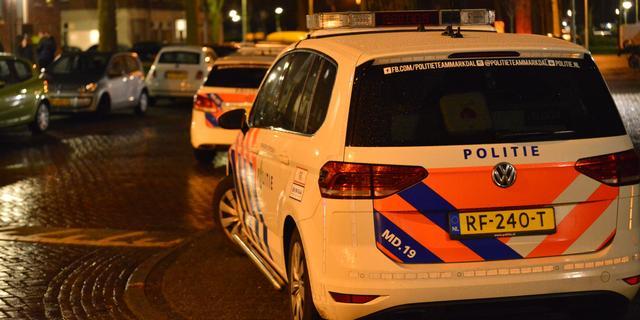 Politieagent incasseert klap bij aanhouding agressieve Bergenaar