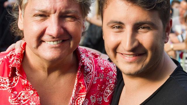 Zoon René Froger bedankt vrienden en familie na ongeluk