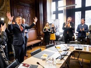 Groot feest bij GroenLinks, wederom verlies voor PvdA