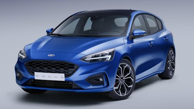 Eerste foto van Ford Focus opgedoken