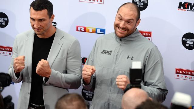 Wereldtitelgevecht niet in gevaar door dopingzaak bokser Fury