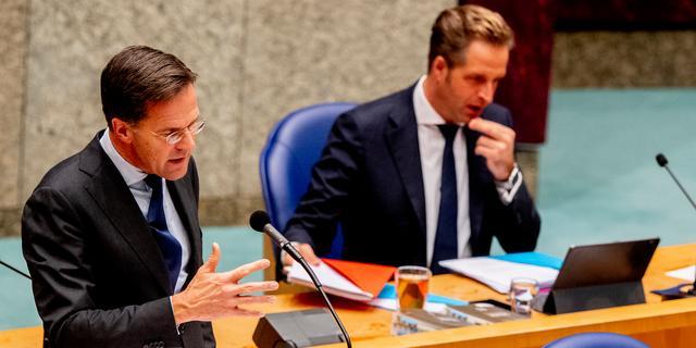 Roep in Kamer om eerdere opening basisscholen; Rutte zegt niet 'hard nee'