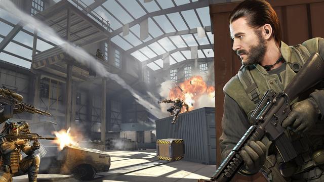 Schietspel Call of Duty voor Android en iOS verschijnt op 1 oktober