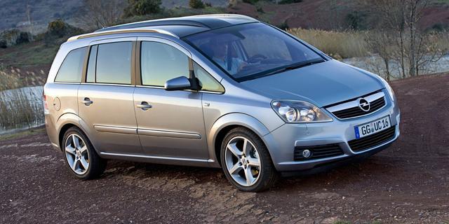 Britse Vauxhall roept 220.000 Zafira's terug
