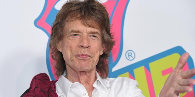 Mick Jagger (73) vader geworden van zoon