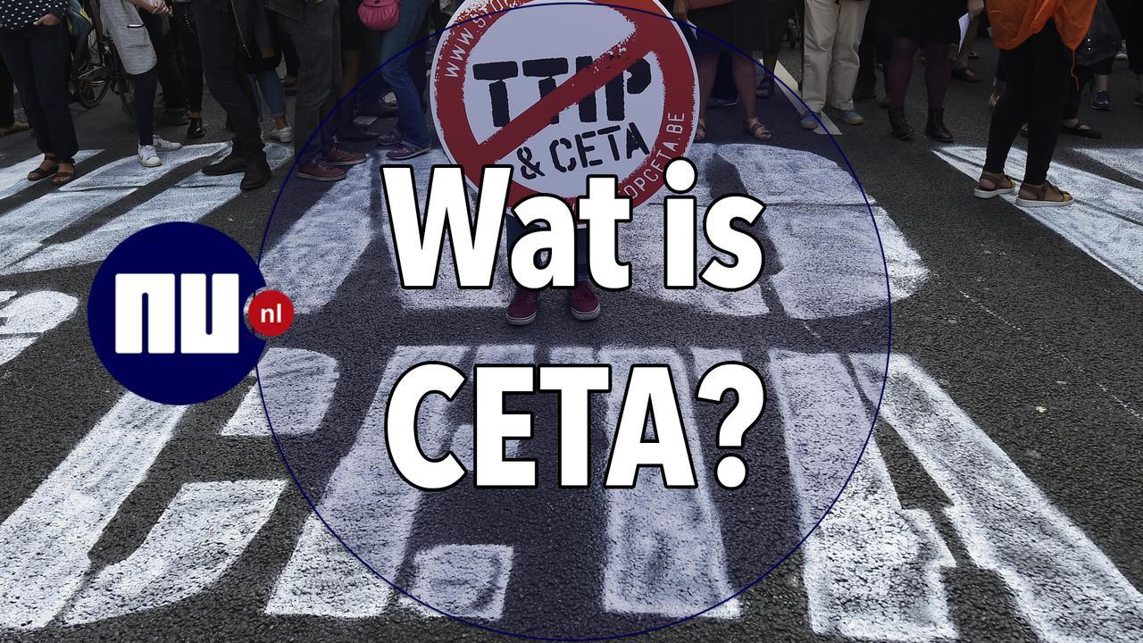 Uitleg: Wat is handelsverdrag CETA?