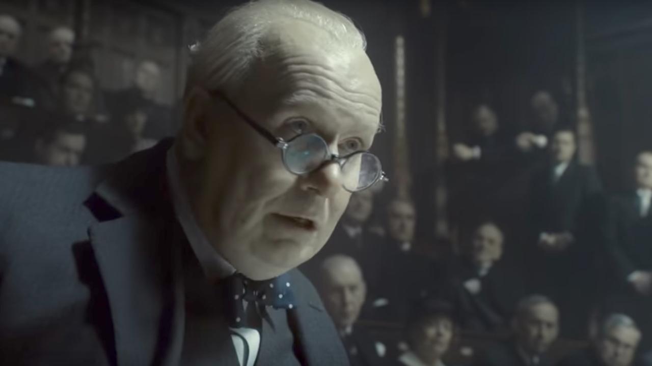 Winston Churchill is Engeland's laatste hoop in trailer The Darkest Hour