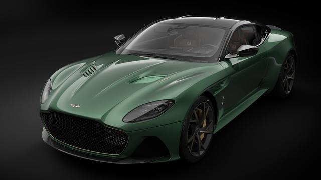 Aston Martin komt met gelimiteerde uitvoering van DBS Superleggera
