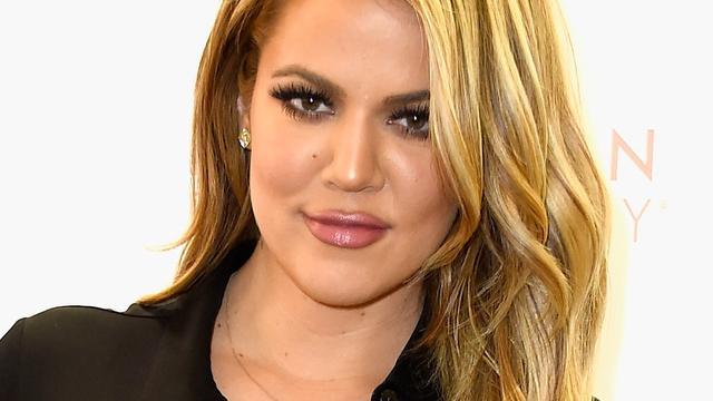 Khloé Kardashian laat tatoeage weghalen