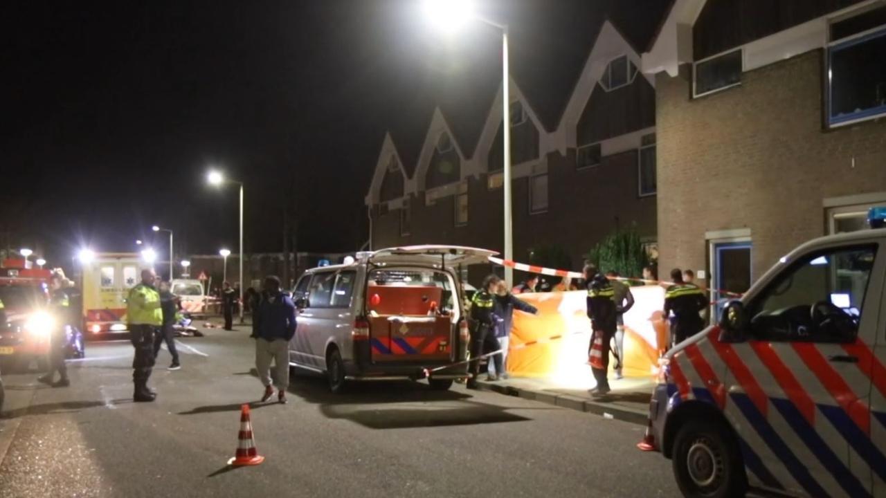Politie onderzoekt dodelijke schietpartij in Hellevoetsluis