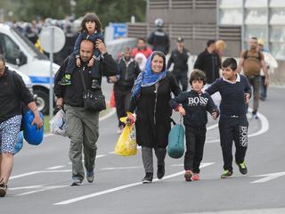 Landen willen niet meewerken aan verdelen vluchtelingen