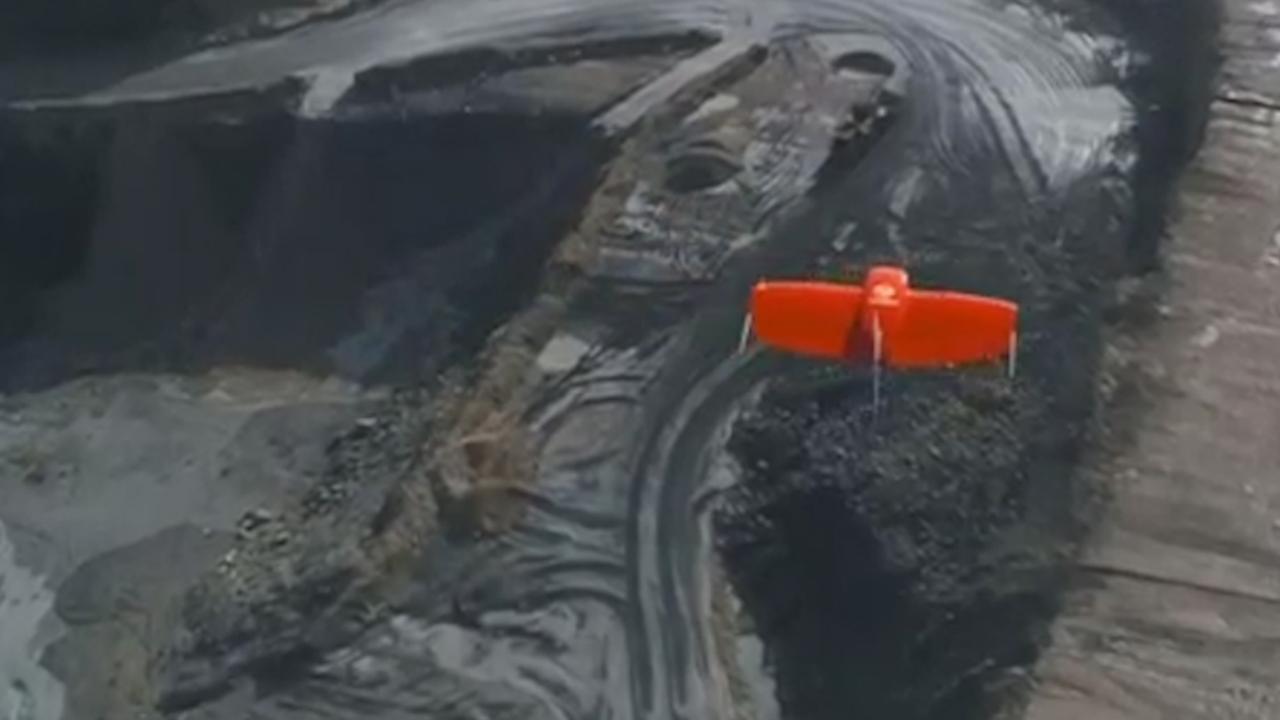 Drone Wingtra brengt gebieden van 240 voetbalvelden in 3d in kaart